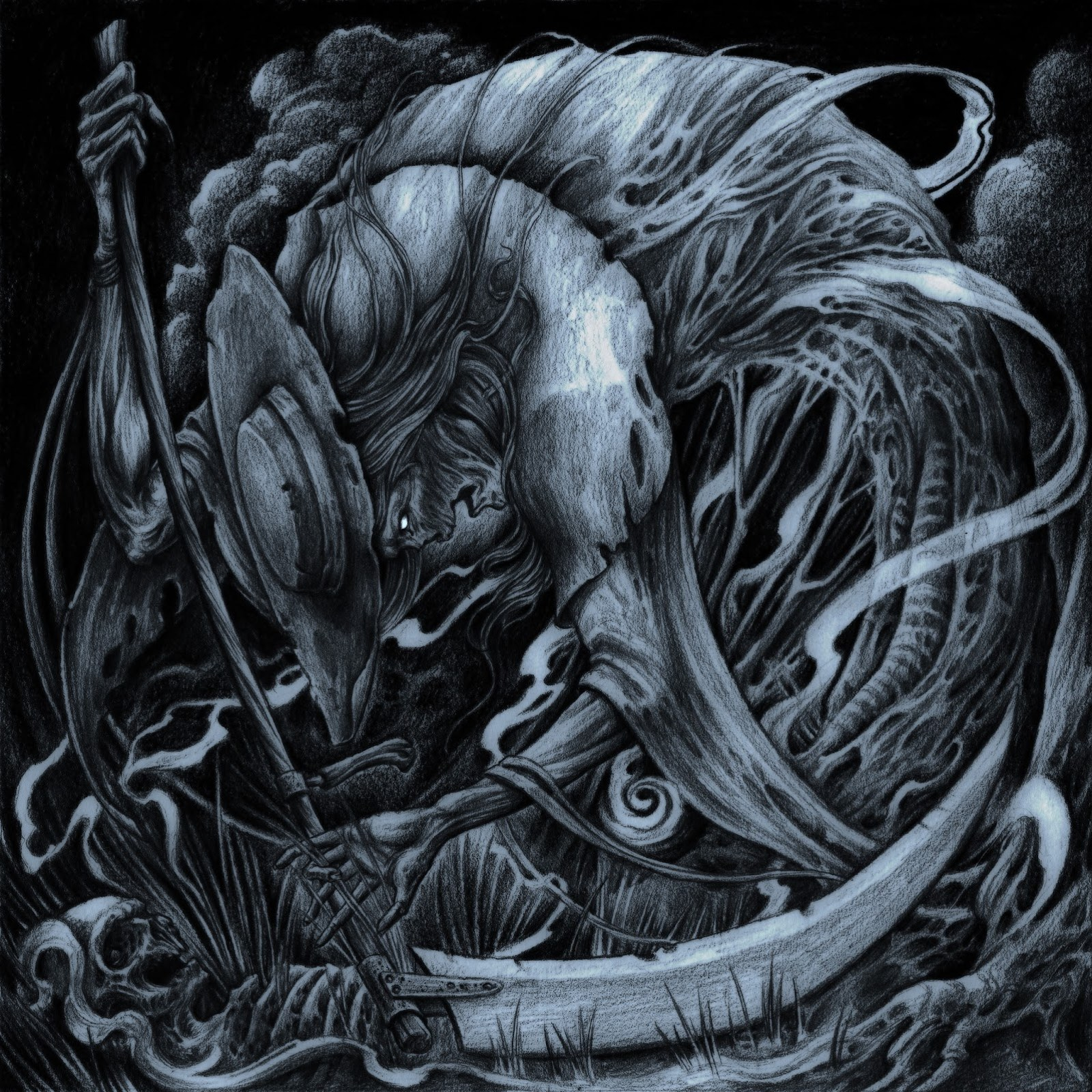 Review for Black Funeral - Ankou and the Death Fire