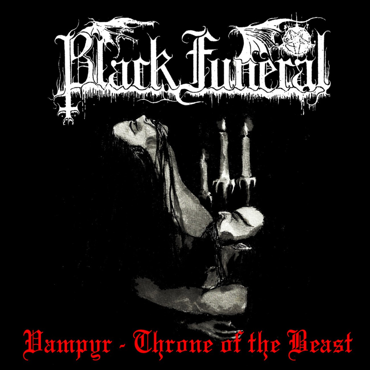 Review for Black Funeral - Vampyr - Throne of the Beast