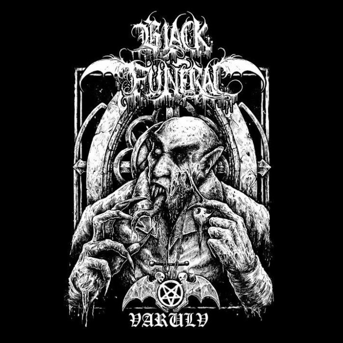 Review for Black Funeral - Varulv