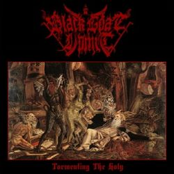 Review for Black Goat Vomit - Tormenting the Holy
