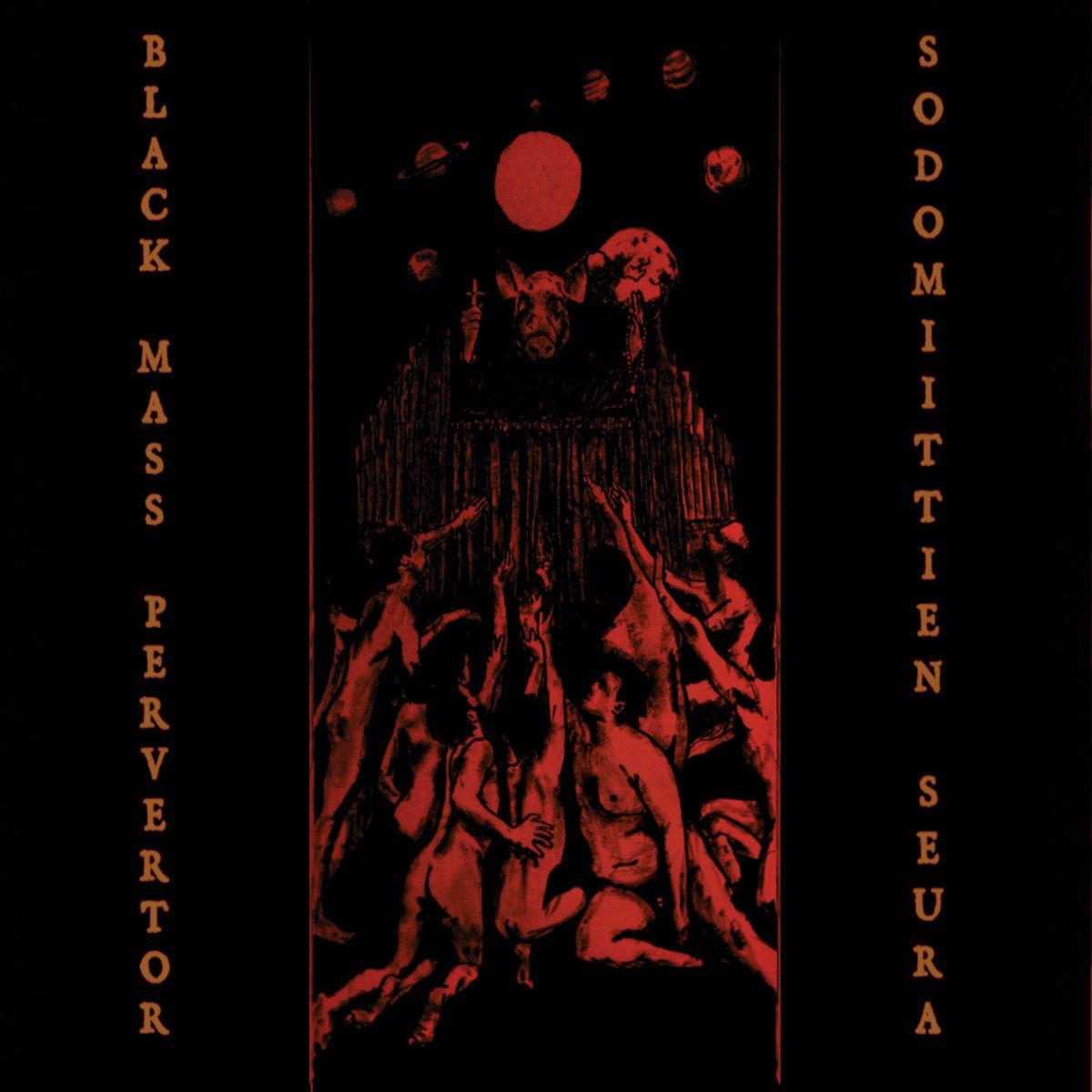 Review for Black Mass Pervertor - Sodomiittien Seura