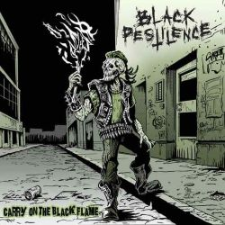 Review for Black Pestilence - Carry on the Black Flame