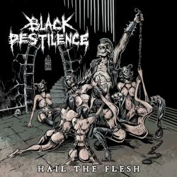 Review for Black Pestilence - Hail the Flesh