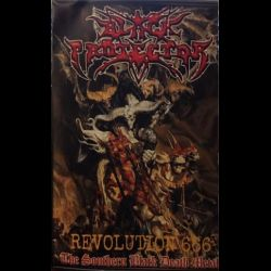 Review for Black Protector - Revolution 666 - The Southern Black Death Metal