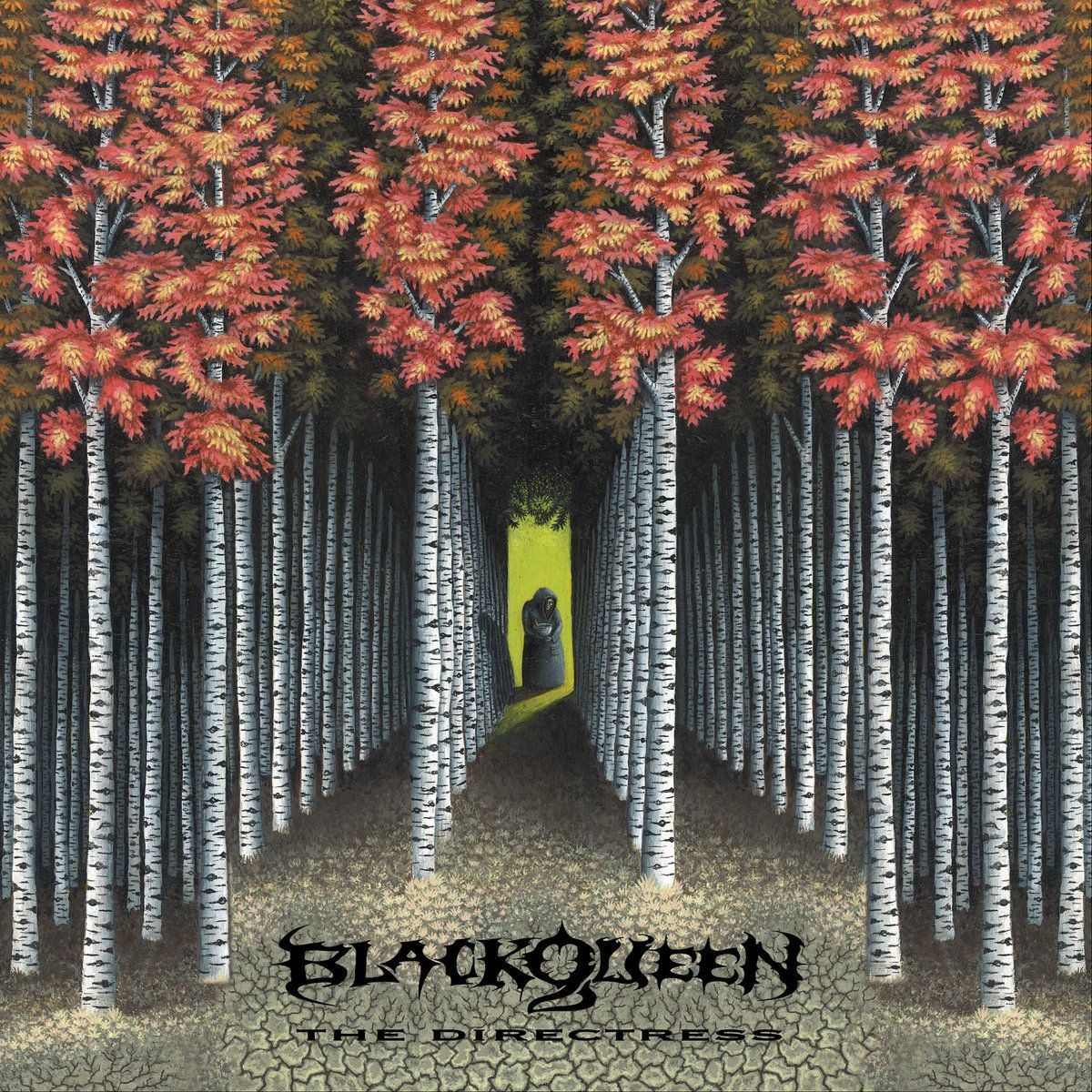 Review for Black Queen - The Directress