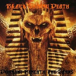 Review for Black Shining Death - Dormant Beneath the Sands