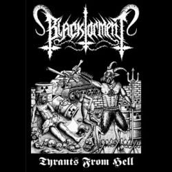 Review for Black Torment (MEX) - Tyrants from Hell