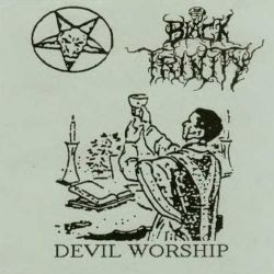 Review for Black Trinity (USA) - Devil Worship