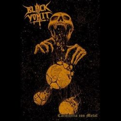 Review for Black Vomit 666 - Carnicería con Metal