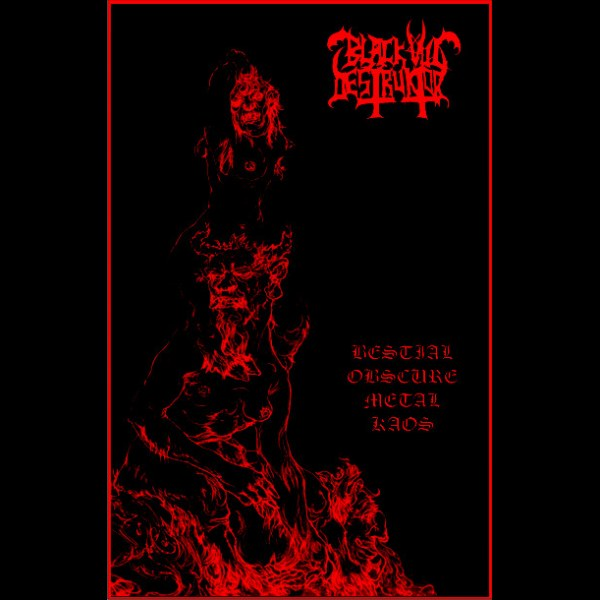 Review for Black Vul Destruktor - Bestial Obscure Metal Kaos