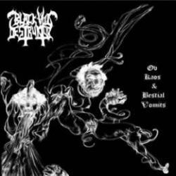 Reviews for Black Vul Destruktor - Ov Kaos & Bestial Vomits
