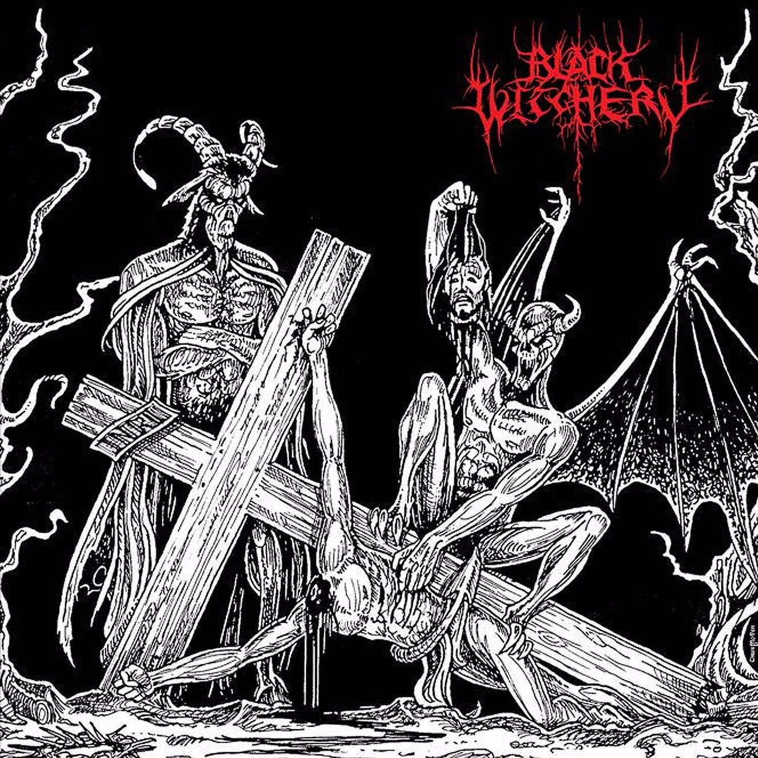Review for Black Witchery - Desecration of the Holy Kingdom