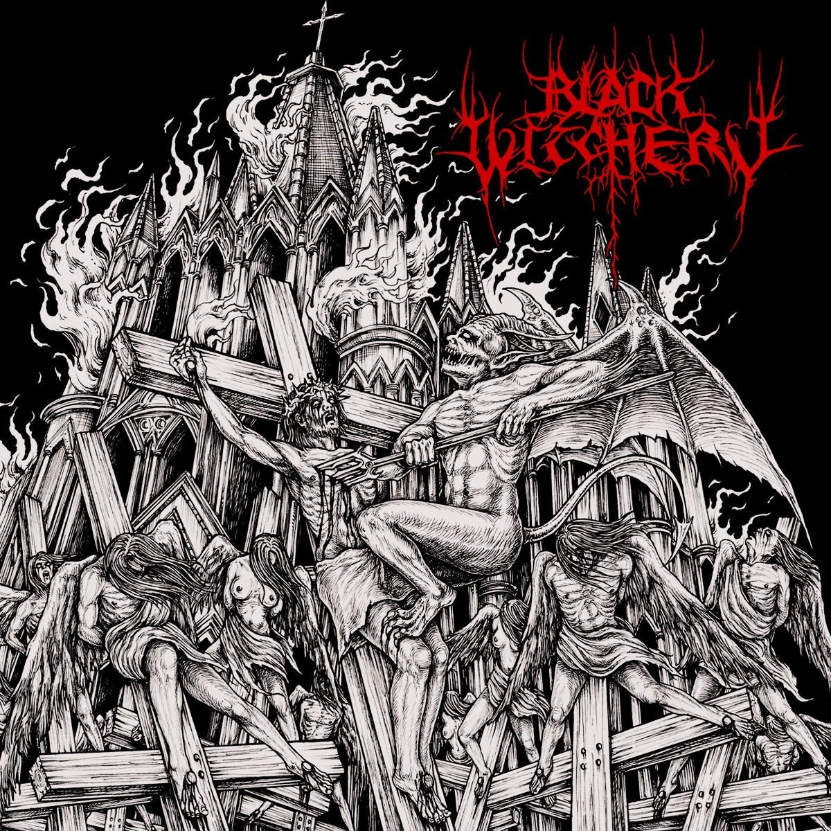 Review for Black Witchery - Inferno of Sacred Destruction