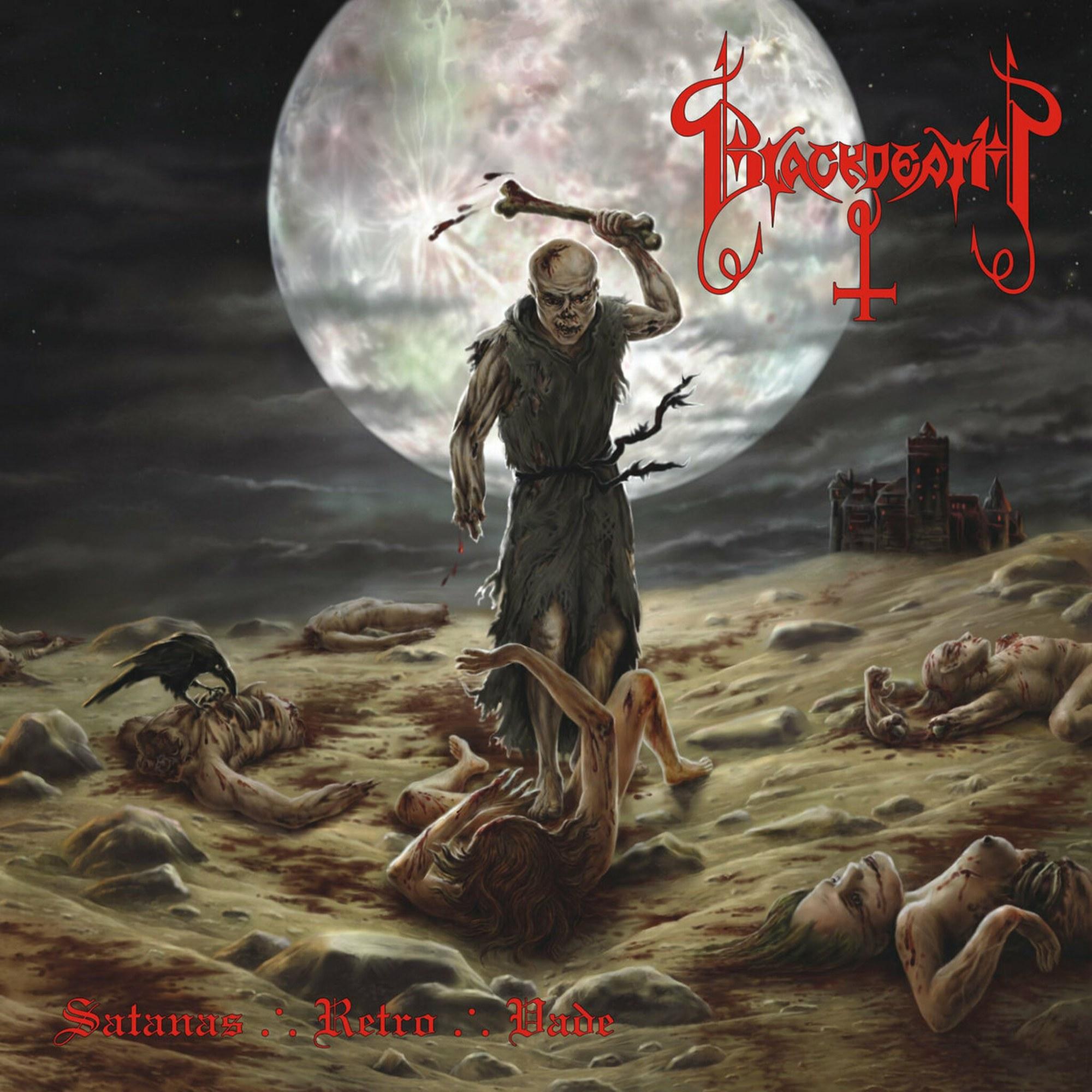 Reviews for Blackdeath - Satanas - Retro - Vade