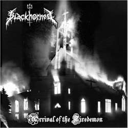 Review for Blackhorned - Arrival of the Firedemon