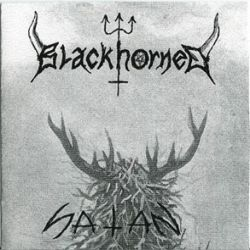 Review for Blackhorned - Satan