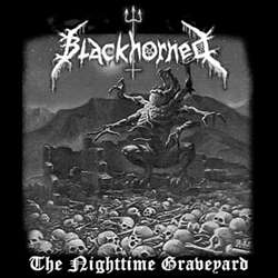 Review for Blackhorned - The Nighttime Graveyard