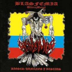 Review for Blasfemia (COL) - Dioses, Humanos y Bestias