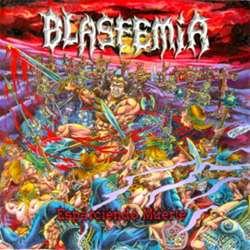 Review for Blasfemia (ECU) - Esparciendo Muerte