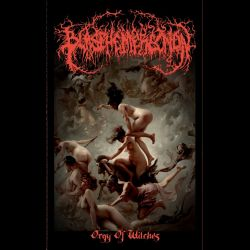 Review for Blasphemerection - Orgy of Witches