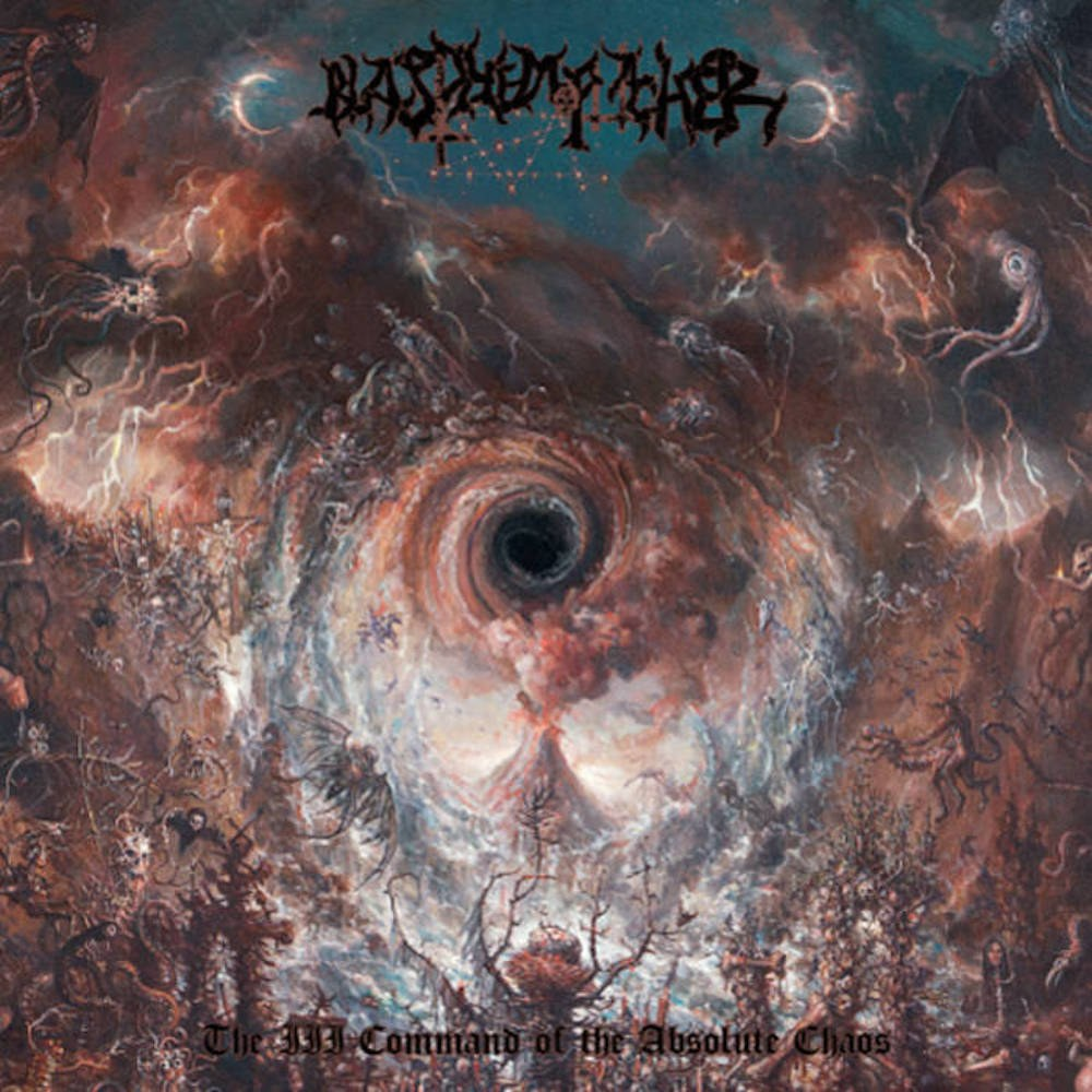 Review for Blasphemophagher - The III Command of the Absolute Chaos
