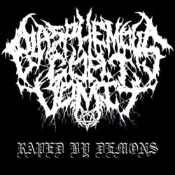 Review for Blasphemous Goat Vomit - Raped by Demons