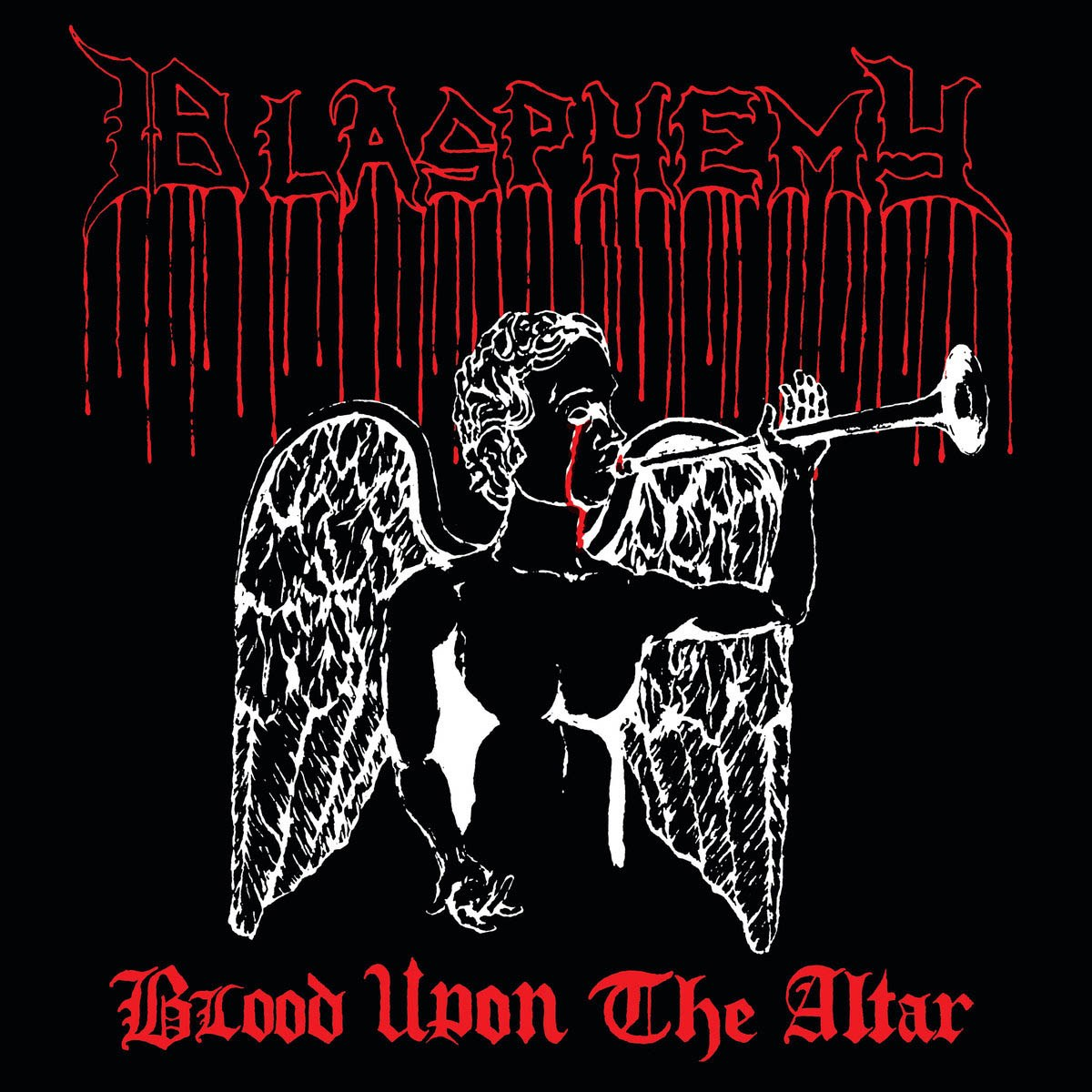 Review for Blasphemy - Blood Upon the Altar