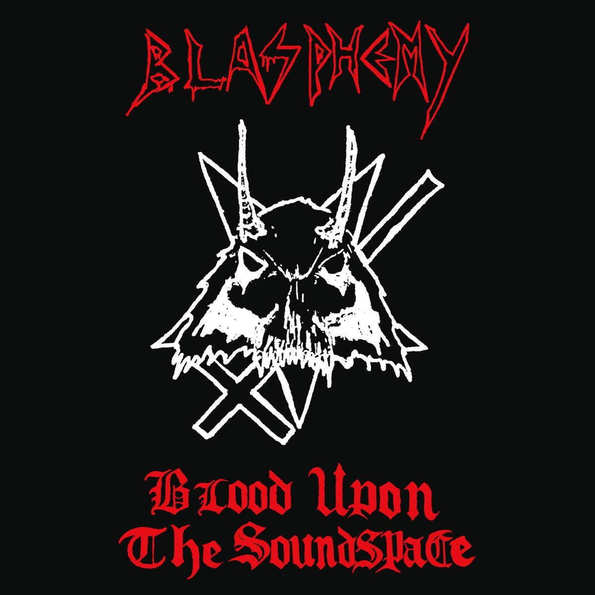 Review for Blasphemy - Blood upon the Soundspace