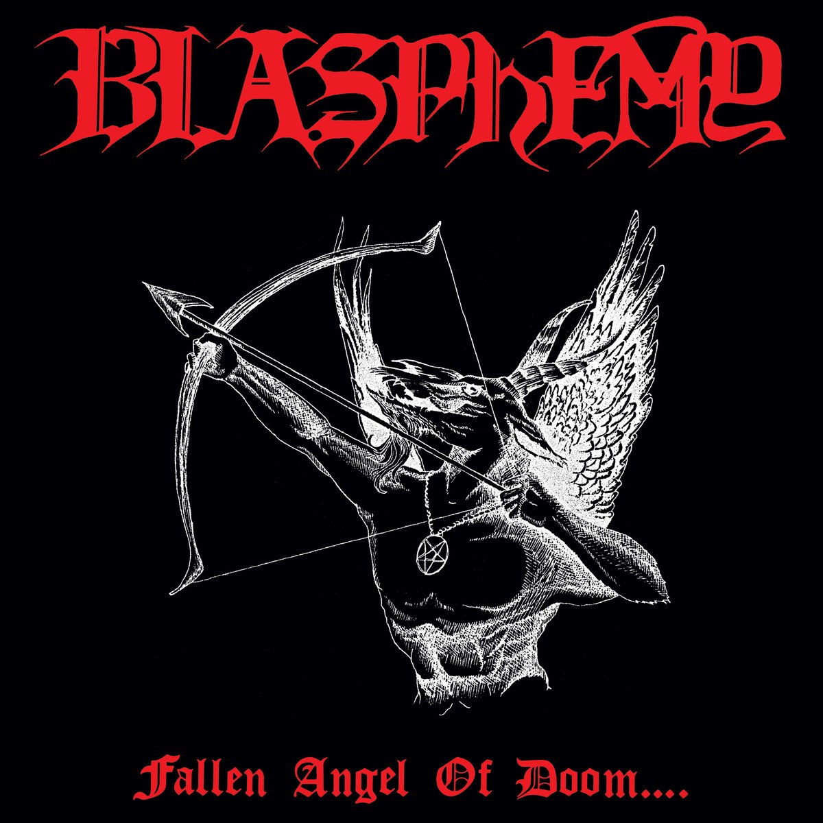 Review for Blasphemy - Fallen Angel of Doom...