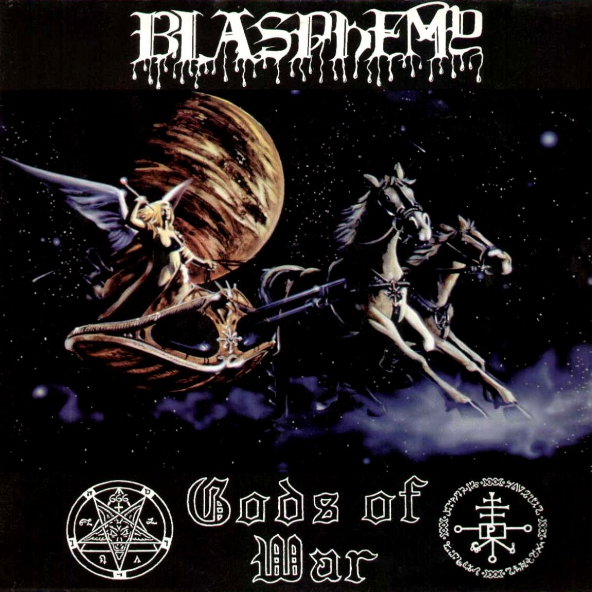 Review for Blasphemy - Gods of War