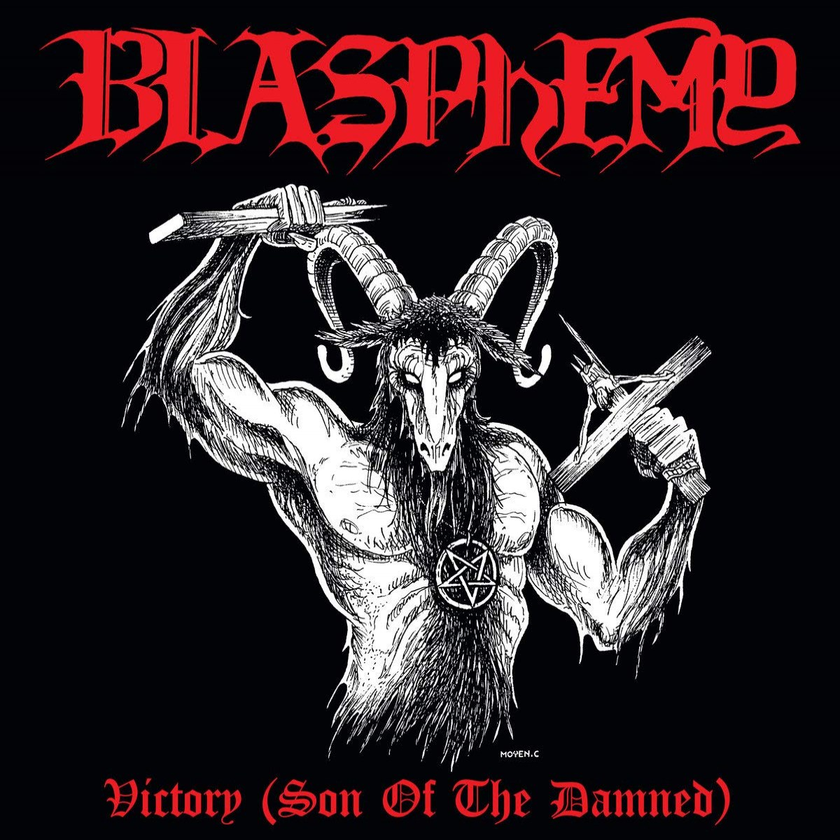 Review for Blasphemy - Victory (Son of the Damned)