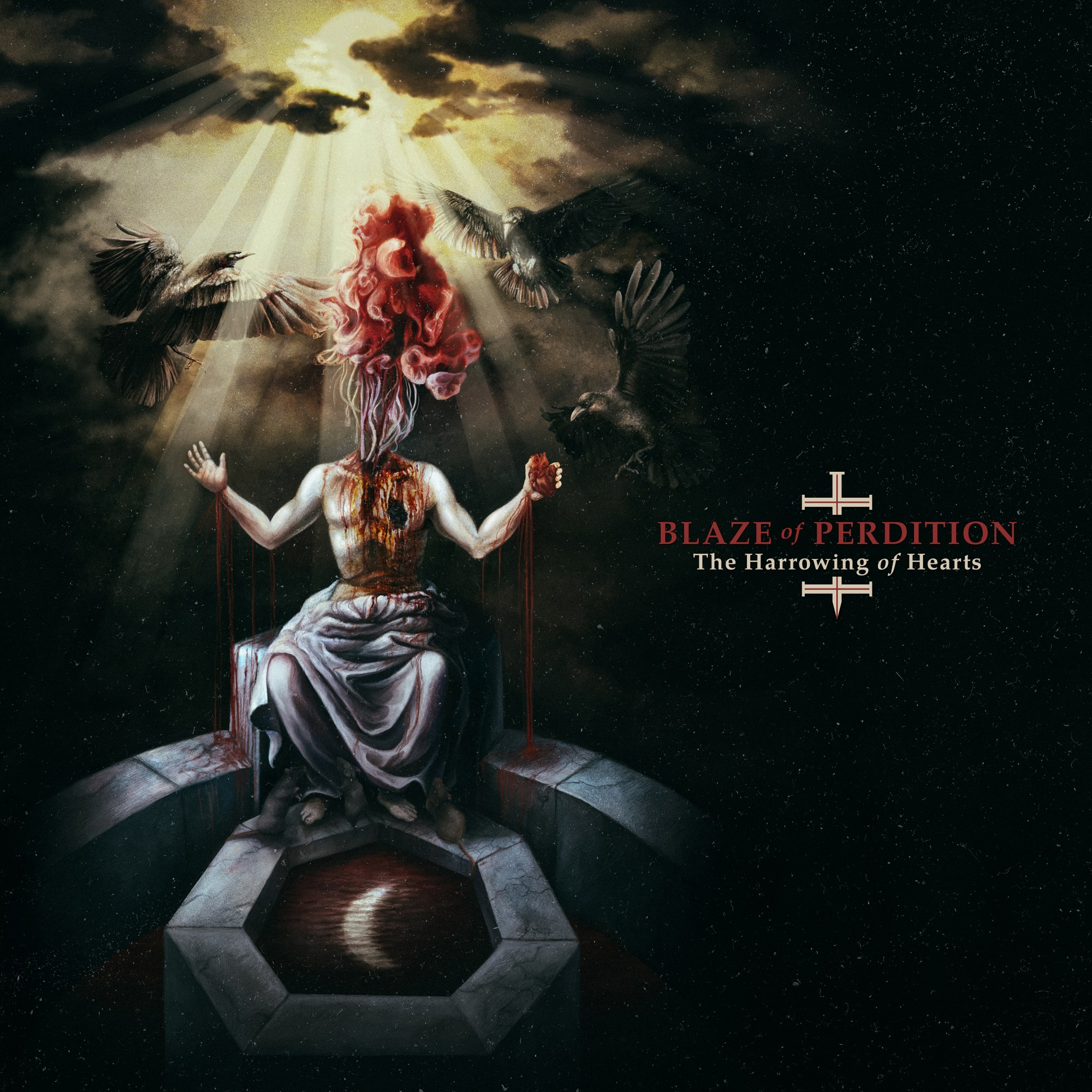 Reviews for Blaze of Perdition - The Harrowing of Hearts