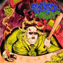 Reviews for Blodspor - Laughing Through the Violence