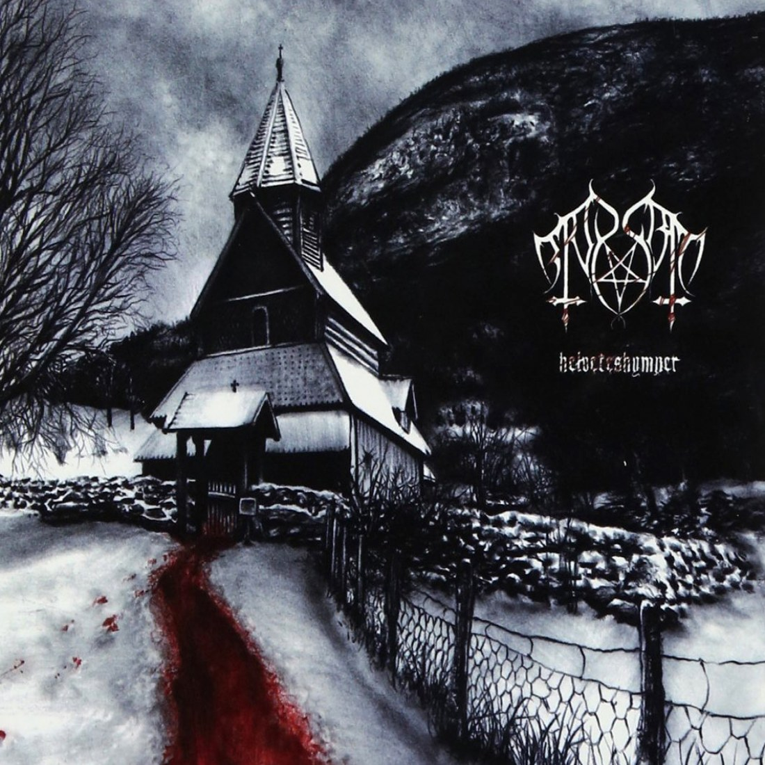 Review for Blodsrit - Helveteshymner