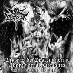 Review for Blood and Disaster - Tierras de Destrucción y Adoración al Demonio