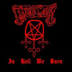 Review for Blood Goat - In Hell We Burn