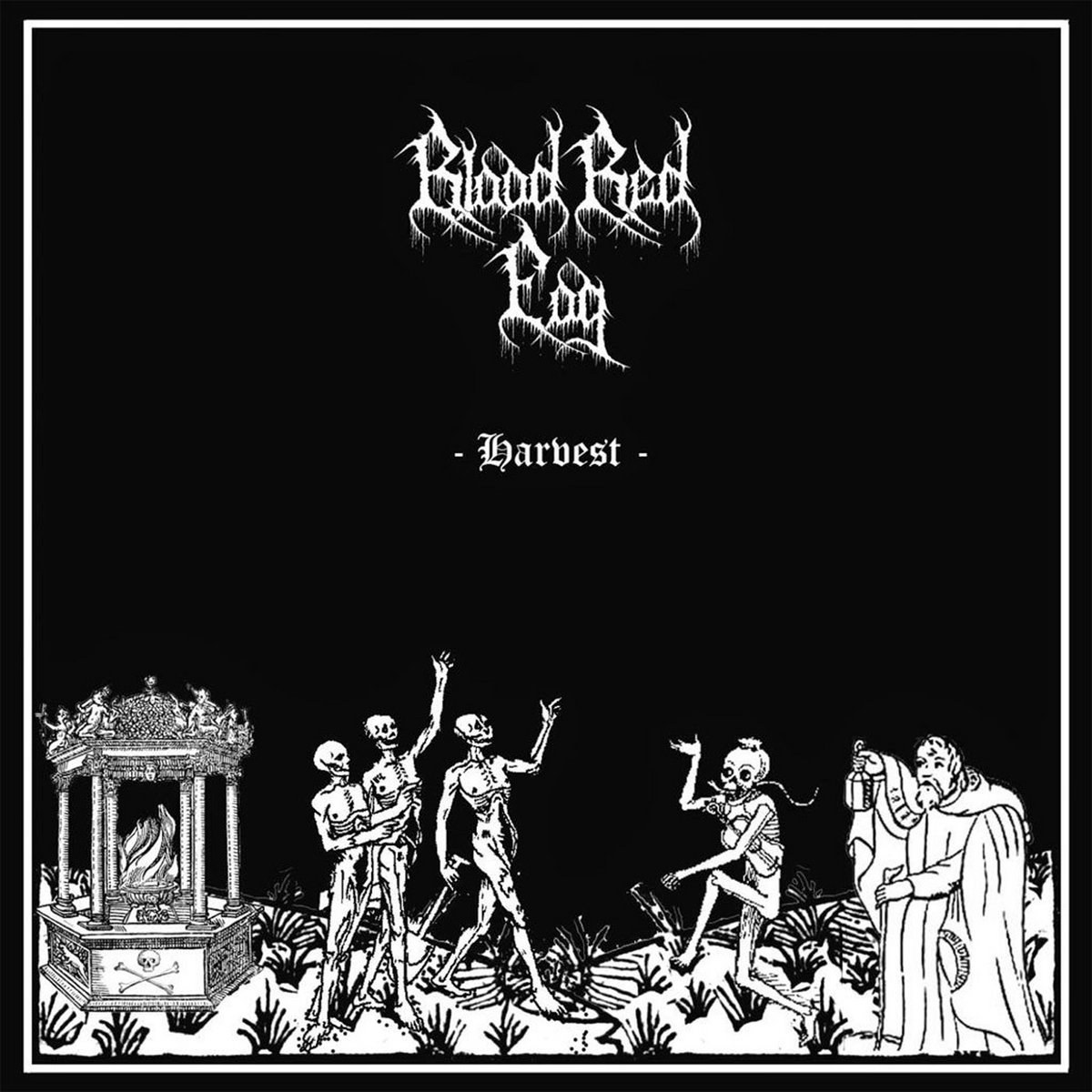 Review for Blood Red Fog - Harvest