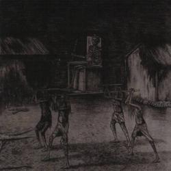 Review for Blood Red Fog - Radiating Desolation