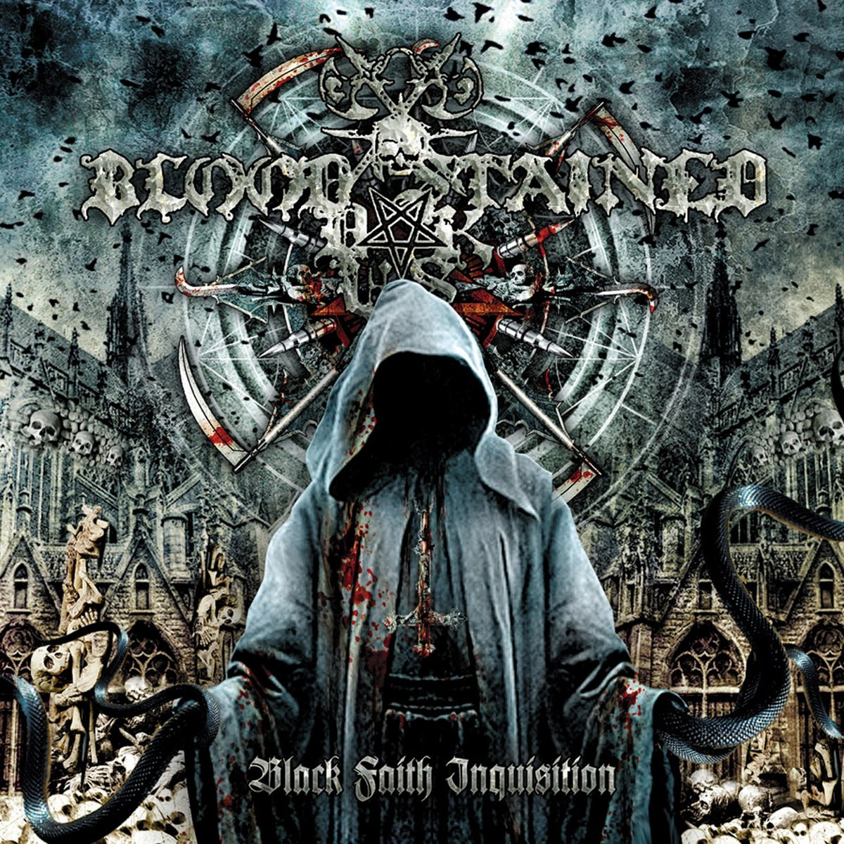 Review for Blood Stained Dusk - Black Faith Inquisition
