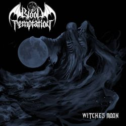 Review for Blood Temptation - Witches Moon