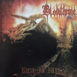 Review for Bloodthrone - Rust in Hell
