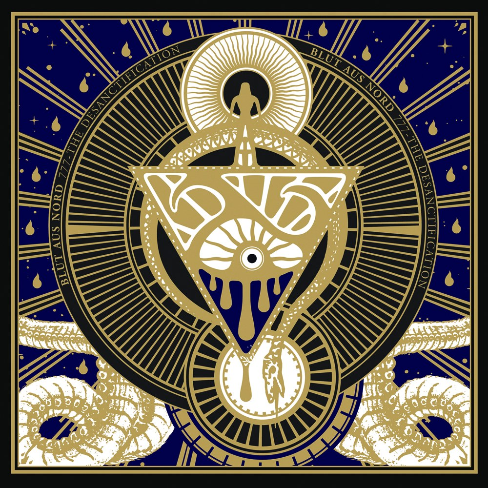 Review for Blut Aus Nord - 777 (The Desanctification)