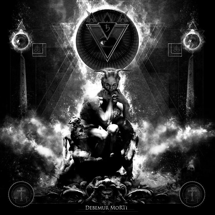 Review for Blut Aus Nord - Debemur MoRTi