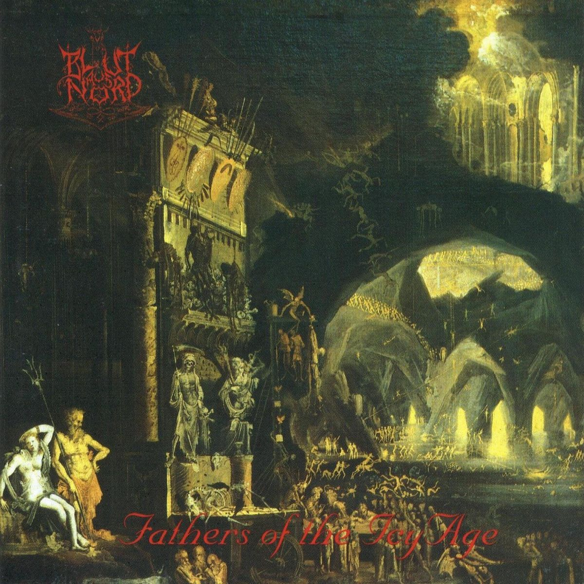 Review for Blut Aus Nord - Memoria Vetusta I (Fathers of the Icy Age)