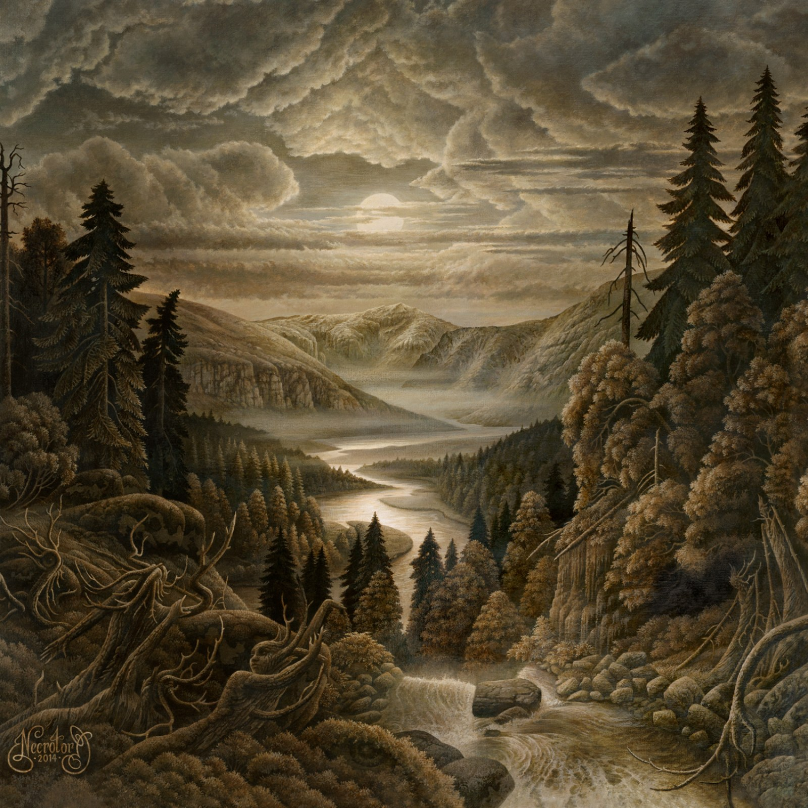 Review for Blut Aus Nord - Memoria Vetusta III (Saturnian Poetry)
