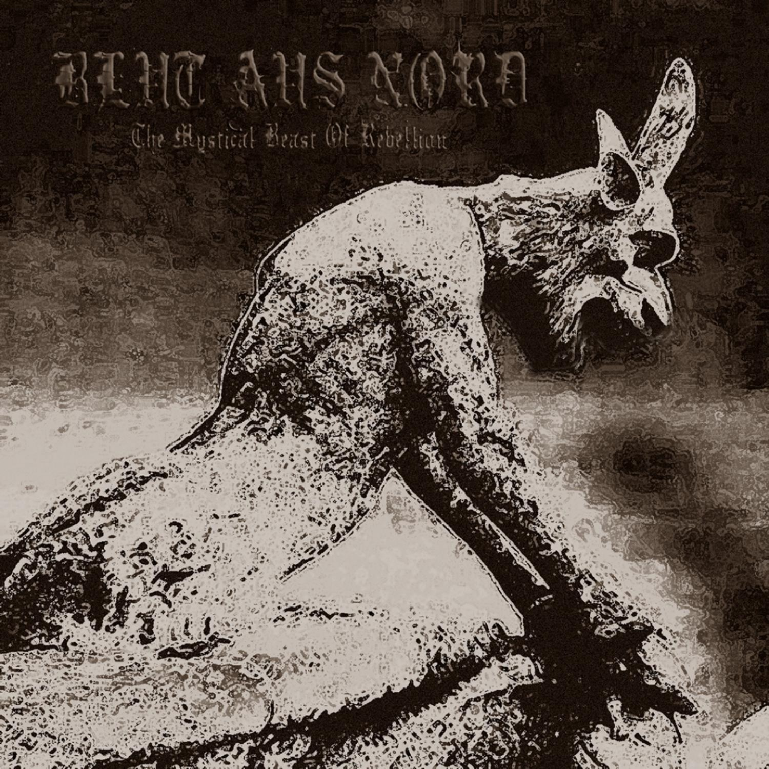 Review for Blut Aus Nord - The Mystical Beast of Rebellion