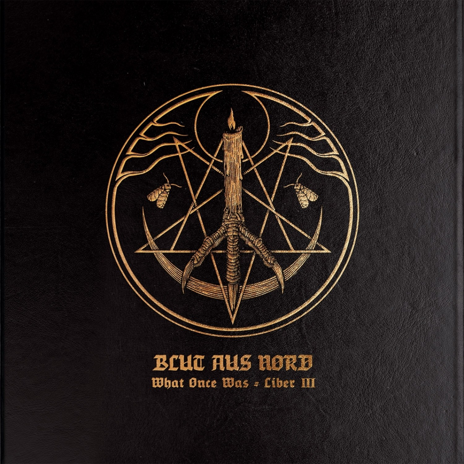 Blut Aus Nord - What Once Was​.​.​. Liber III