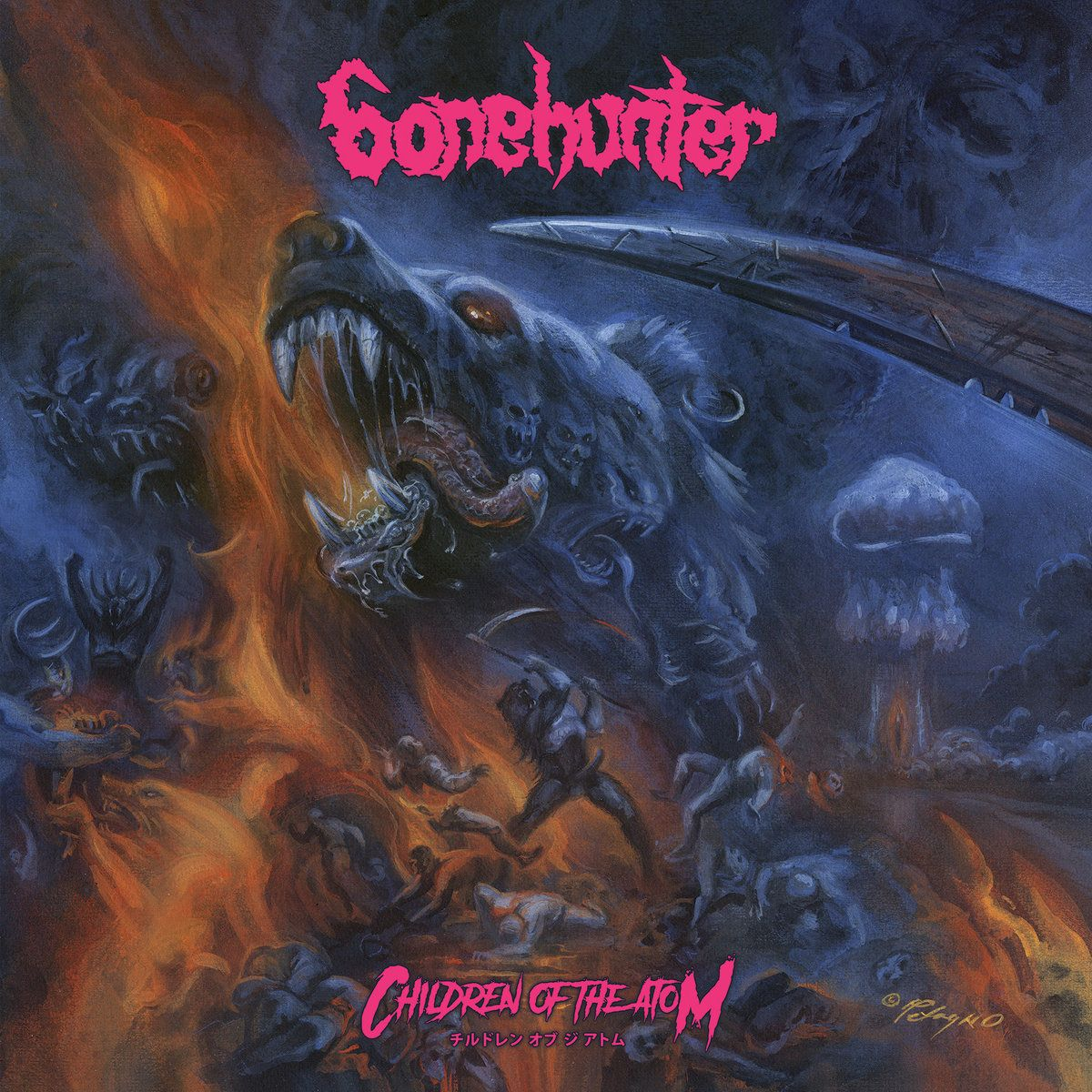Review for Bonehunter - Children of the Atom