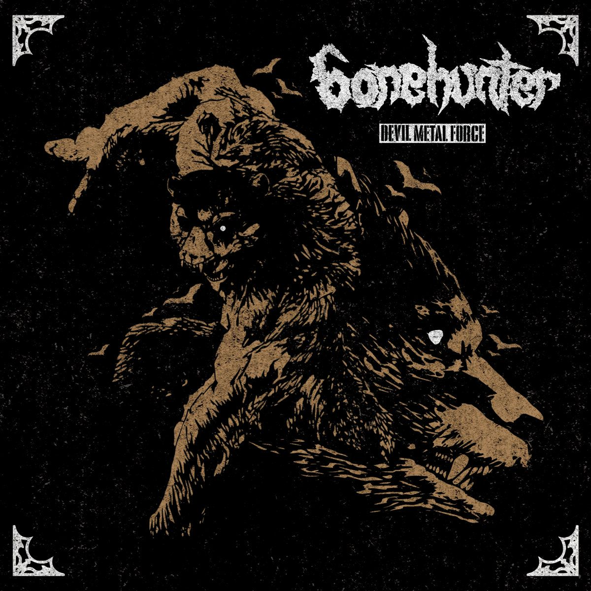 Review for Bonehunter - Devil Metal Force