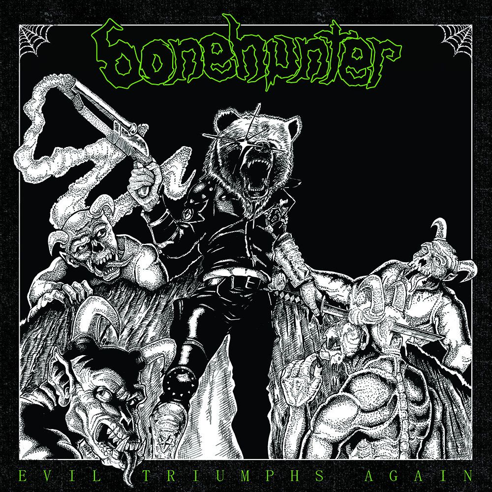 Review for Bonehunter - Evil Triumphs Again
